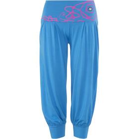 E9 Luna 3/4 Pants Women cobalt-blue